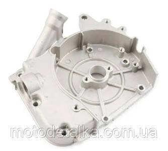 Картер   4T Китаец 50см3   (139QMB/A)   (правая крышка с маслозаливной горловиной).