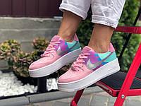 Кроссовки женские Nike Air Force 1 в стиле Найк Аир Форс 1
