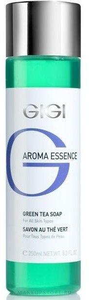 GIGI Aroma Essence Green Tea Soap - Мыло с зеленым чаем для всех типов кожи 250 мл