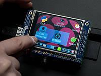 "PiTFT 320x240 2.8"" Дисплей для Raspberry Pi 3 от Adafruit"
