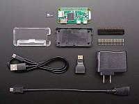 Стартовый набор Raspberry Pi Zero W от Adafruit