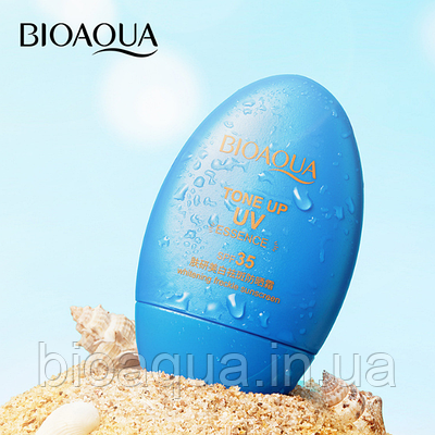 Защитный крем от солнца Bioaqua Sun Screen 35+SPF PA+++ (30 g)