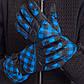 Перчатки горнолыжные теплые женские (р-р M-L, L-XL, уп.-12пар, цена за 1пару, цвета в ассортименте), фото 2