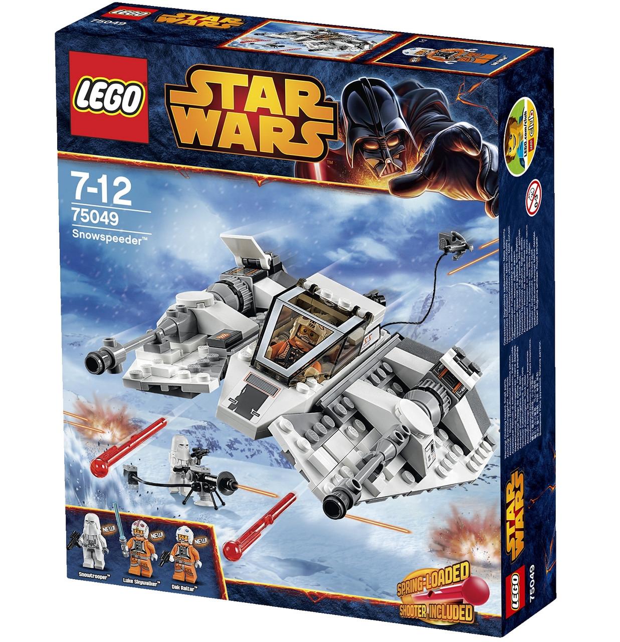 Lego Star Wars 75049 Сніговий винищувач (Снежный истребитель)