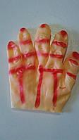 Перчатка резиновая