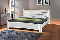 Кровать София 120-200 см белый (Элегант)