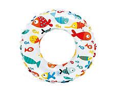 Надувной детский круг INTEX 51 СМ 3-6 ЛЕТ, фото 3