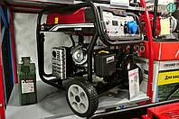 Бензиновый генератор Vulkan SC6000E (5,5 кВт, стартер)
