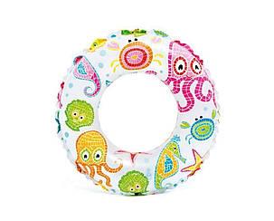 Надувной детский круг INTEX 61 СМ 6-10 ЛЕТ, фото 2