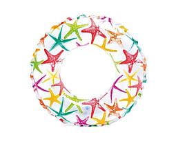 Надувной детский круг INTEX 61 СМ 6-10 ЛЕТ, фото 3