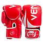 Перчатки боксерские PU на липучке VNM (р-р 8-12oz, цвета в ассортименте), фото 7