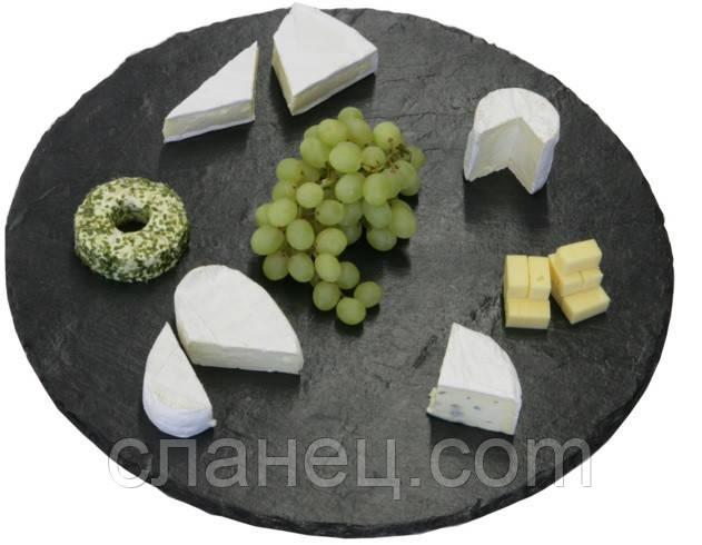 Оренда, сланцеве блюдо Ø35 см