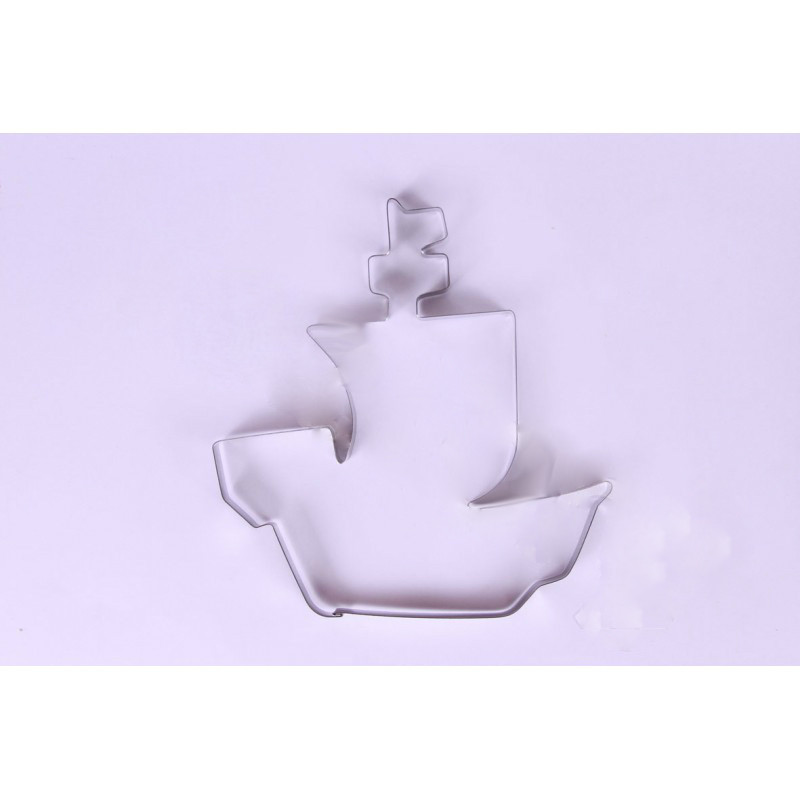 """Вырубка для пряника """"Корабль""""(код 04364)"""