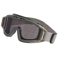 Защитные очки для военных игр пейнтбола и страйкбола цвета в ассортименте