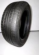 Б/у Шины Hankook Optimo 235/55 R18 100 H летние низкопрофильные автомобильные шины, 4 шт.