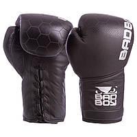 Перчатки боксерские кожаные на шнуровке BDB LEGACY 2.0 (р-р 10-14oz, цвета в ассортименте)