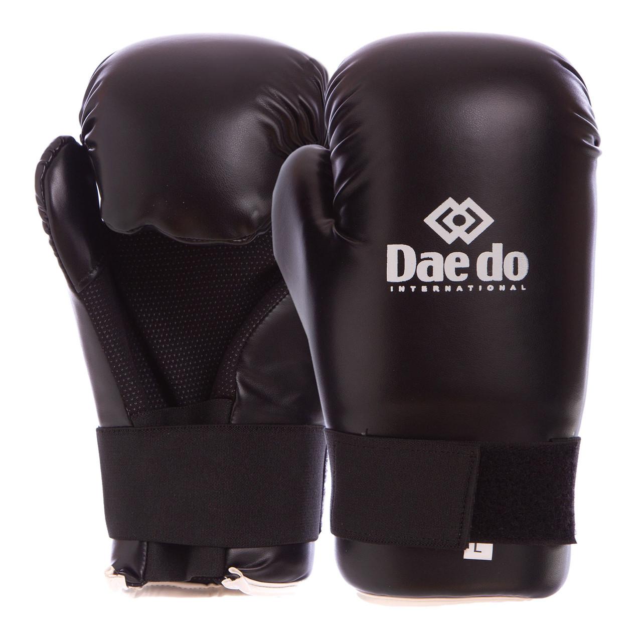 Перчатки для тхэквондо DADO (PU, р-р S-L, цвета в ассортименте)