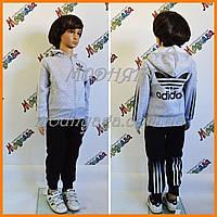 Утепленный спортивный костюм Адидас | Детские костюмы недорого