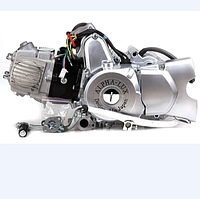 Двигатель 110сс механика