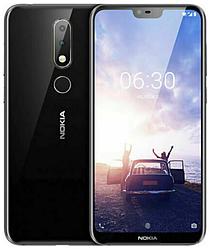 """Nokia 6.1 Plus 4/64 Gb black, 5.8"""", 4G"""