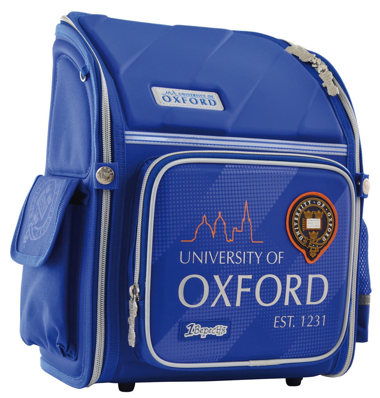 """Рюкзак школьный, каркасный H-18 """"Oxford"""""""
