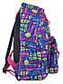 Рюкзак підлітковий ST-17 Crazy DFF, 42*32*12, фото 2