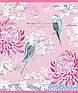 Тетрадь А5/12 лин. YES УФ-выб+фольга серебро Turnowsky flowers, 10шт/уп., фото 2