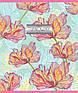 Тетрадь А5/12 лин. YES УФ-выб+фольга серебро Turnowsky flowers, 10шт/уп., фото 4