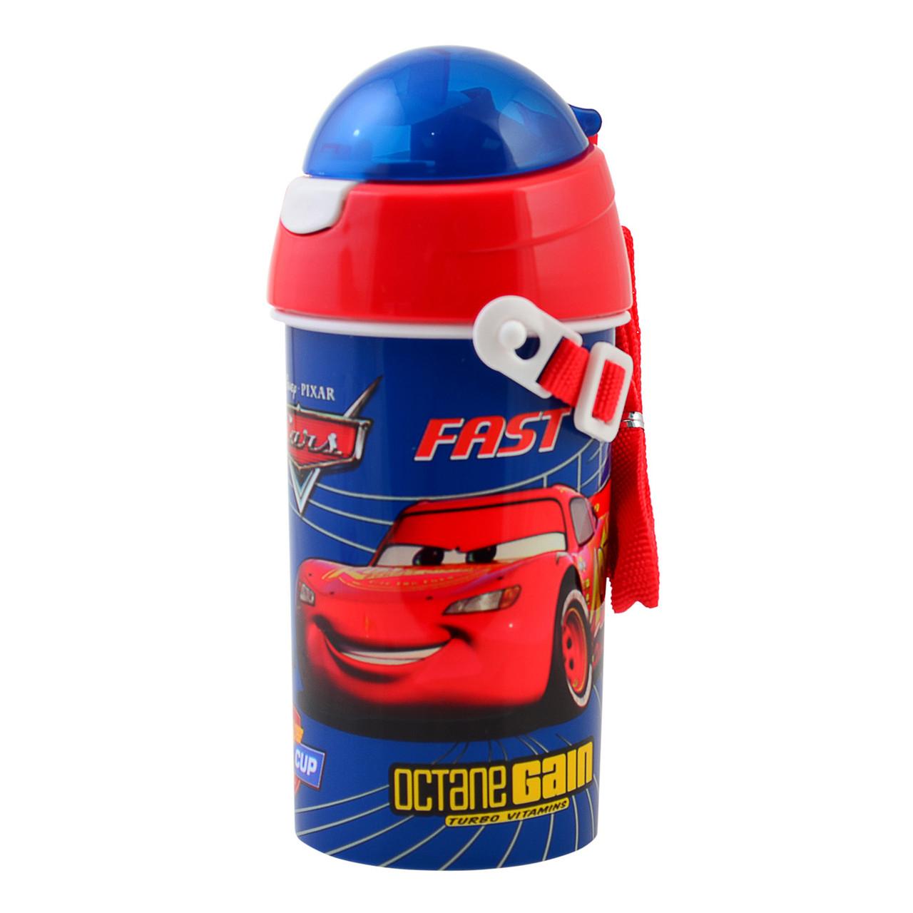 """Бутылка для воды """"Cars"""", 500 мл"""