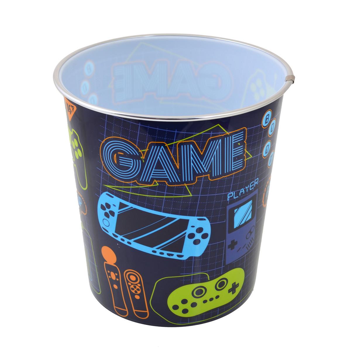 "Корзина для мусора ""Game"" YES"
