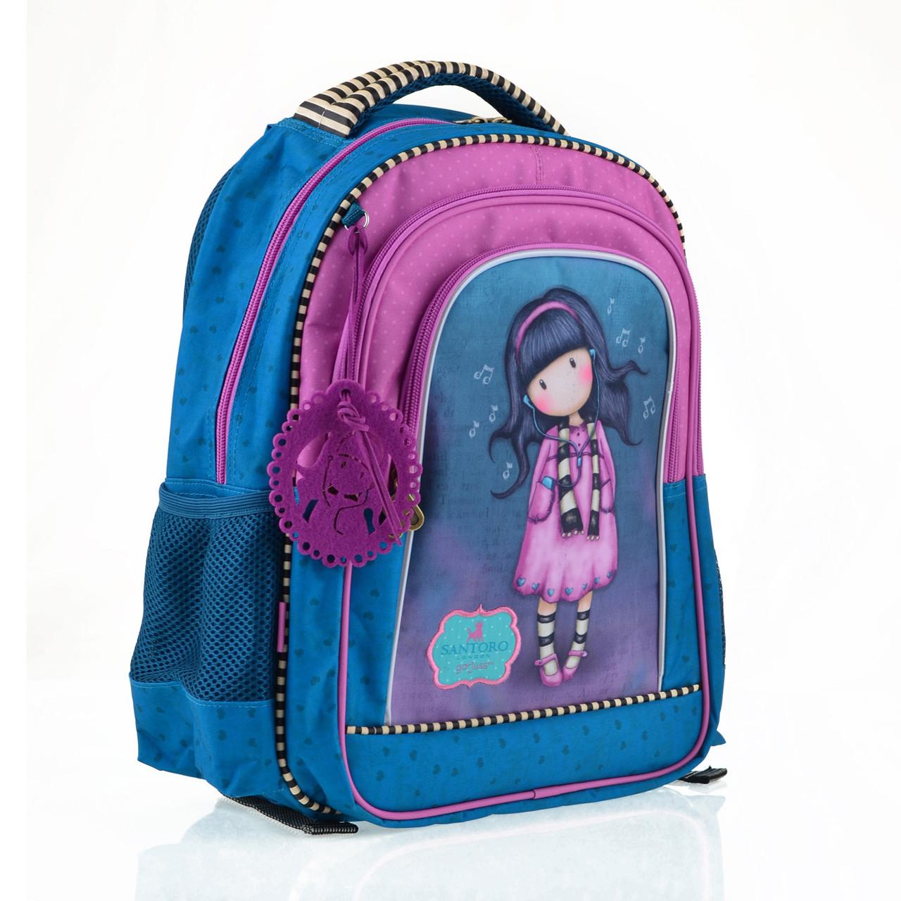 Рюкзак школьный S-22 ''Santoro Little Song''