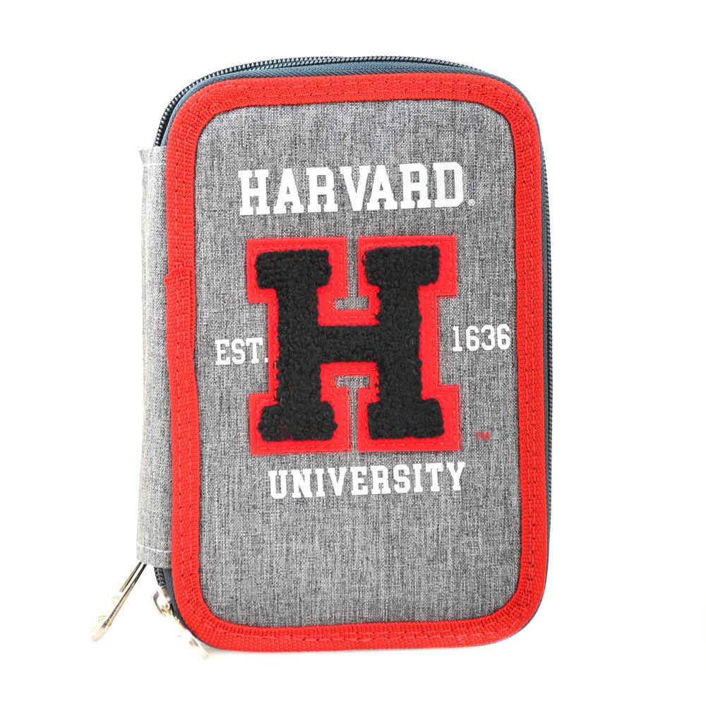 """Пенал твердый YES двойной HP-01 """"Harvard"""""""