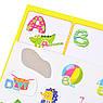 """Набор для изучения английского алфавита с наклейками """"Useful Stickers""""., фото 3"""