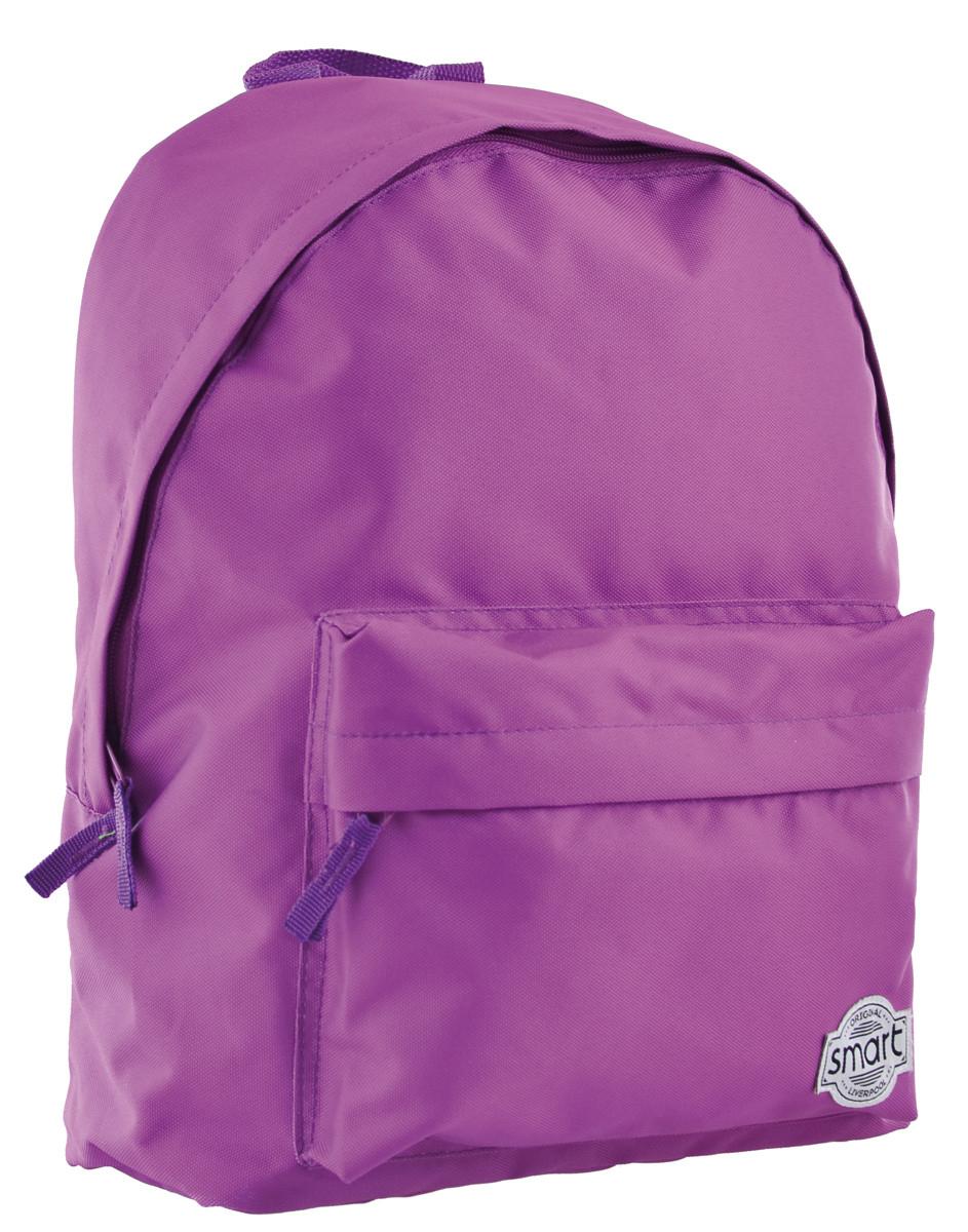 "Рюкзак молодежный ST-29 ""Purple orchid"", 37*28*11"