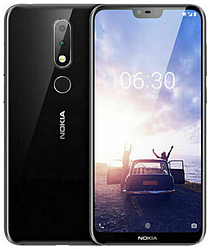 "Nokia X6 6/64Gb black, 5.8"", 4G"