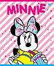 Тетрадь А5/12 кос. YES неон+мат. ламинация+софт-тач Minnie Mouse neon, 10шт/уп., фото 3