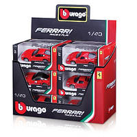 Автомодели Bburago Ferrari