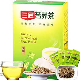 Чай з гречки татарської очищаючий детокс (40 пакетиків)