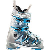 Горнолыжные ботинки женские Atomic HAWX 90 W Crystal/Transparent Light Blue (MD)