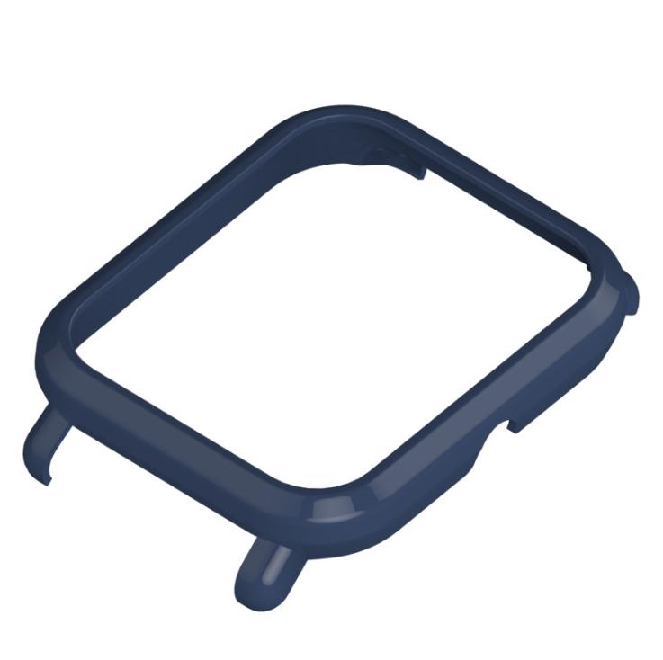 Пластиковый чехол MiJobs для Xiaomi AMAZFIT Bip Синий