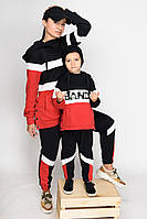 Женский спортивный костюм Family look от бренда banda