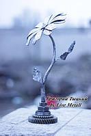 Кованый сувенир Ромашка, фото 1