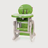 Стульчик-трансформер для кормления Coto Baby Stars Q Green