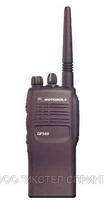 Рация Motorola GP340 носимая
