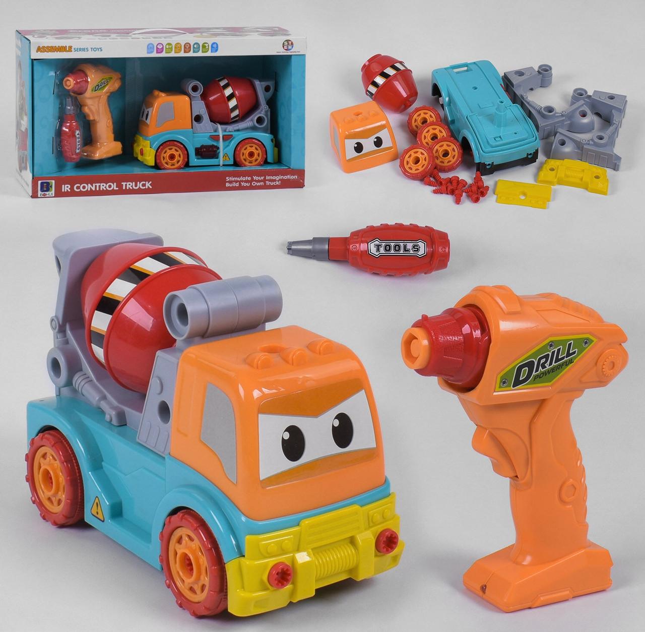 Спецтехника-конструктор на радиоуправлении Assembler Series Toys