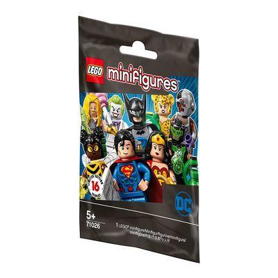 Минифигурки LEGO DC Super Heroes сюрприз (71026)