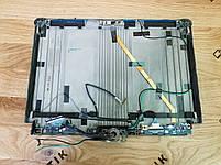 Крышка матрицы c камерой, петлями и шлейфами для ноутбука Panasonic ToughBook CF-C2 ОРИГИНАЛ, фото 2