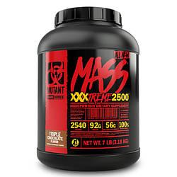 Mutant Mass Extreme 2500 3180 грамм