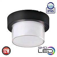 """Фасадный светодиодный светильник LED """"SUGA-12/RO"""" NEW Horoz 12W 700Lm (4200K) IP65, фото 1"""