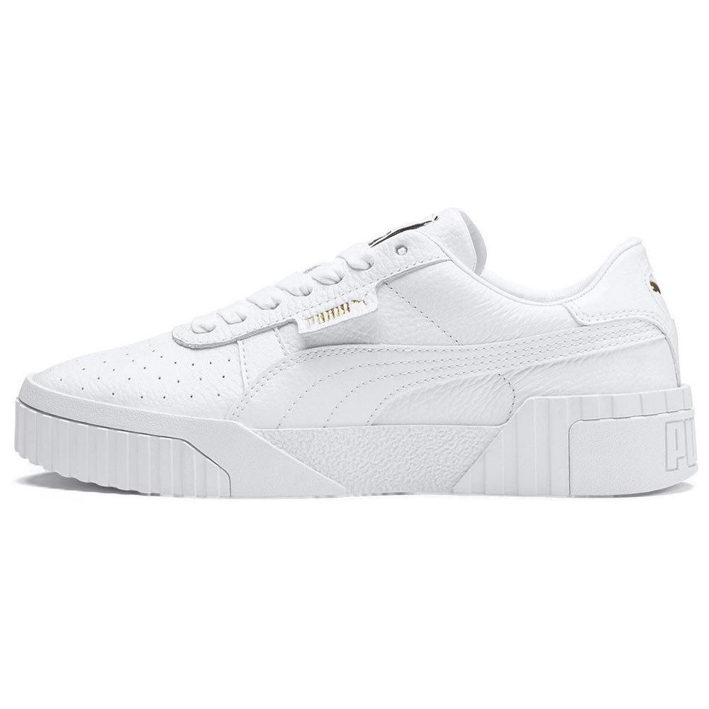Кроссовки Puma Select Cali White белые